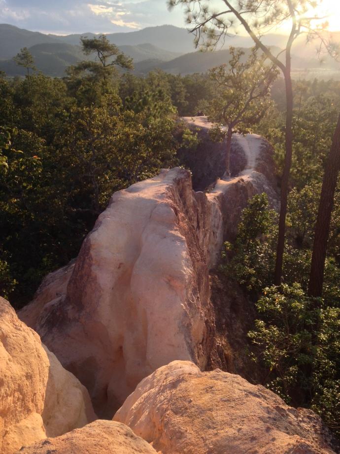 Hai Departe Thailanda Pai canion (2)