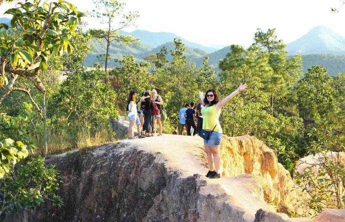 Hai Departe Thailanda Pai canion (5)