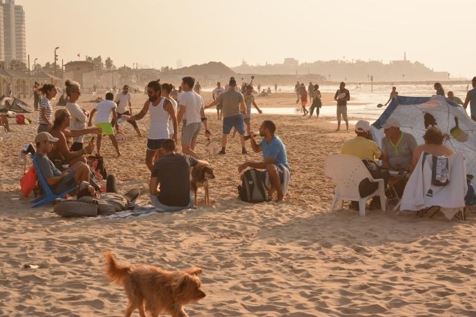 Hai Departe Tel Aviv (9)
